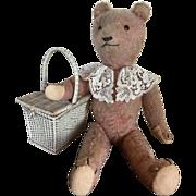 Darling Old Pink Teddy Bear