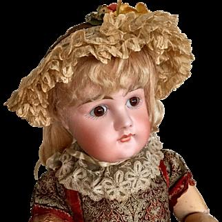 Cute Early Kestner Doll