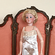 Beautiful Simon Halbig 1469 Lady Doll A Winter Project