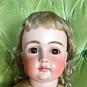 Adorable Large Early Kestner Doll