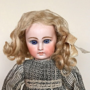Beautiful Antique Sonneberg Doll