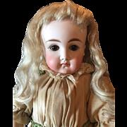 Adorable Antique Long Face Pouty Kestner Doll