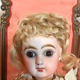 Darling Rare Tiny Size 1 Jumeau Doll ON LAYAWAY for Cindi A.