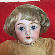 Adorable Little Kestner Doll