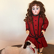 Early Square Tooth Kestner Doll
