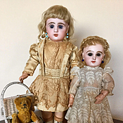 Beautiful Bebe Jumeau Antique Doll