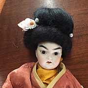 Antique Schoenhau Hoffmeister 4900 Asian Doll