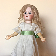 Uncommon Kley and Hahn Antique German Doll