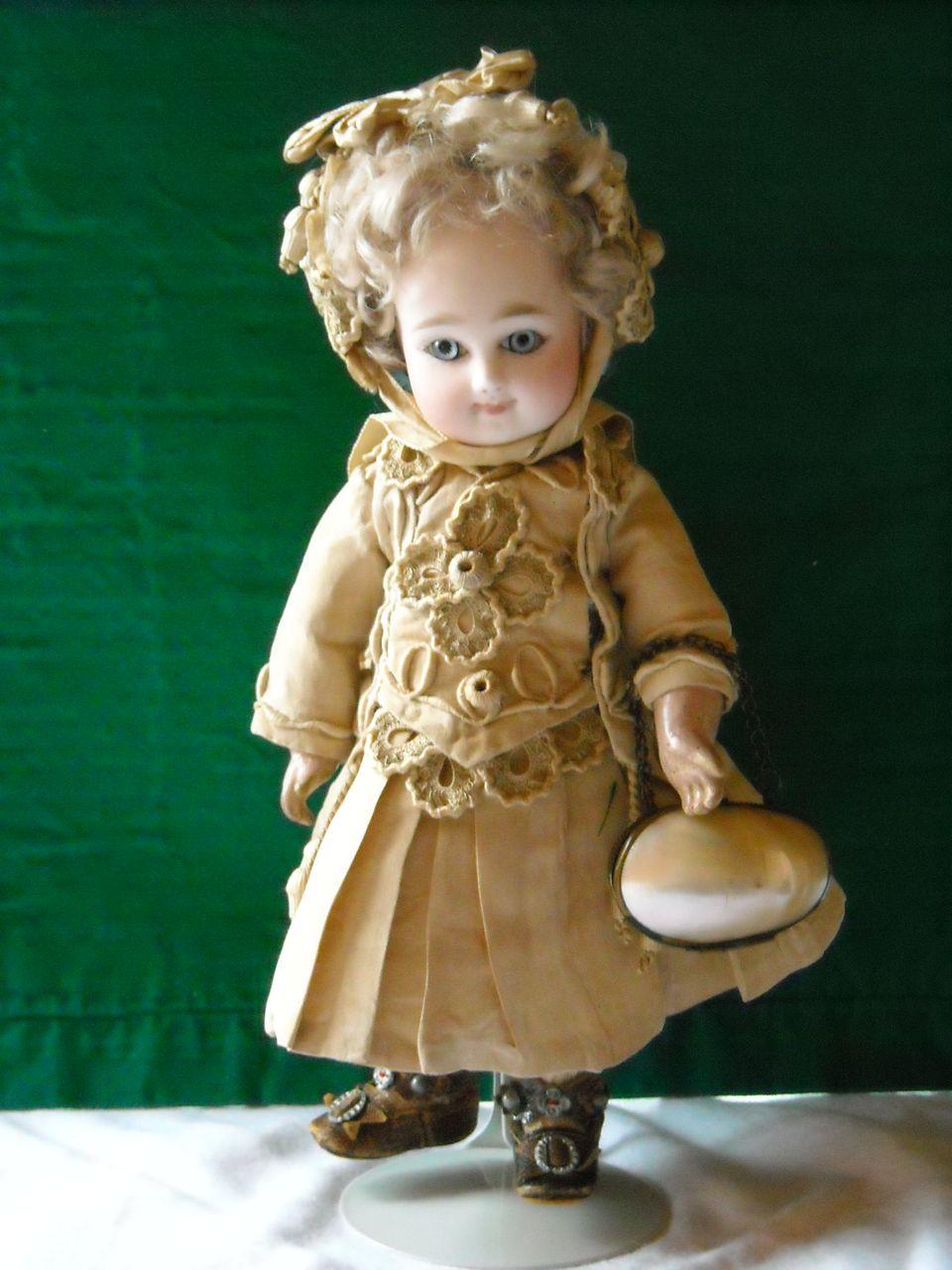 Antique Doll Purse