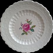 Spode Jewel Billingsley Rose Dinner Plate