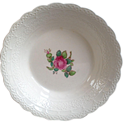 Spode Jewel Billingsley Berry Bowl - Sauce Bowl