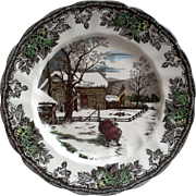 Johnson Brothers Friendly Village Turkey Side Plate