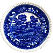 Copeland Spode Blue Tower Side Plate