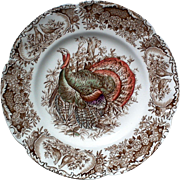 Johnson Brothers Wild Turkey Side Plate