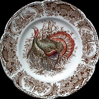 Johnson Brothers Wild Turkey Side Plate