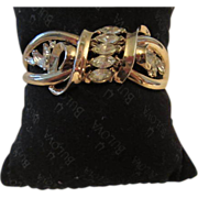 Trifari Alfred Philippe Coronet Bangle Book Piece