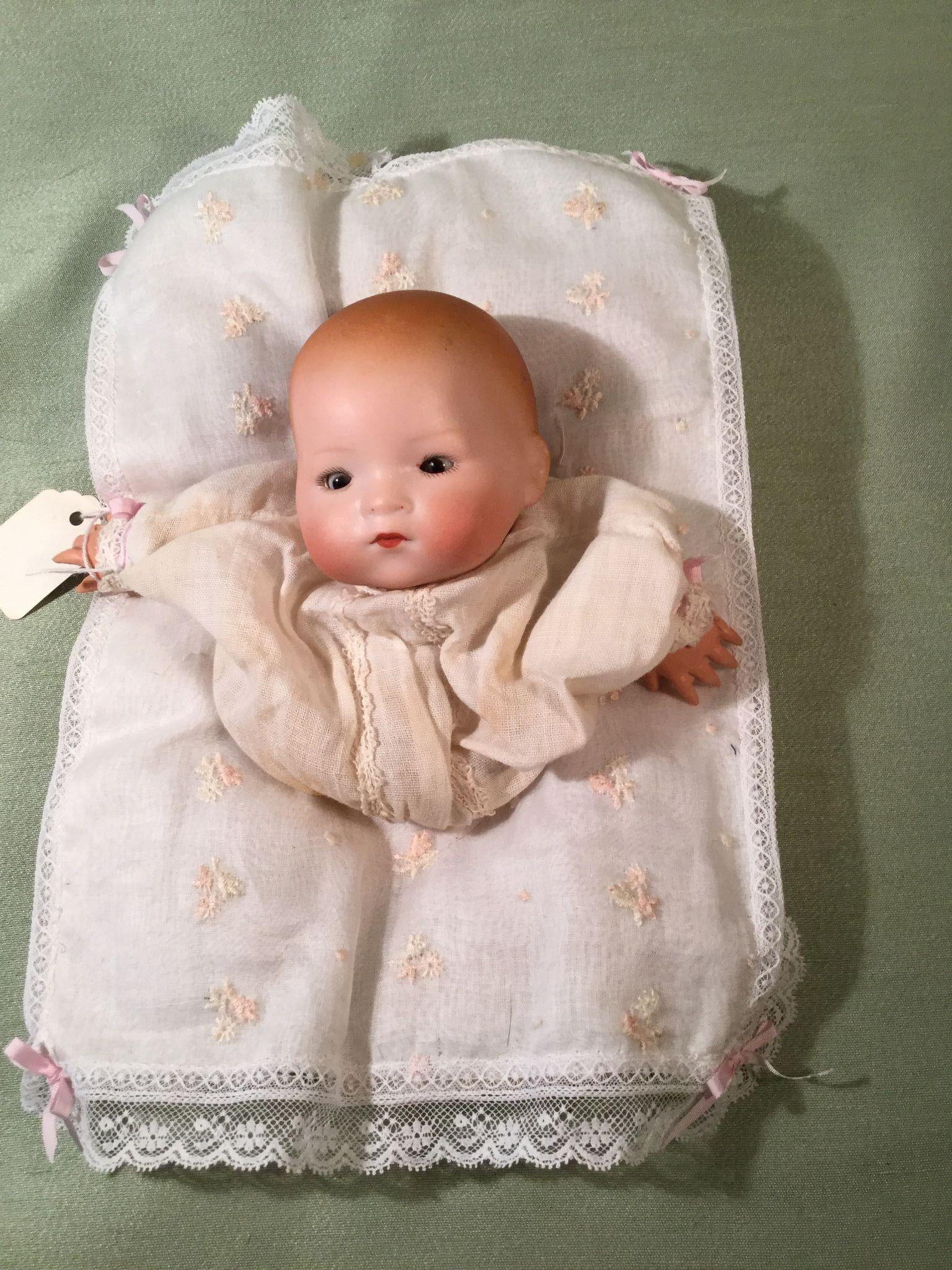 Am Quot Dream Baby Quot Hand Puppet From Lamaisonverte On Ruby Lane