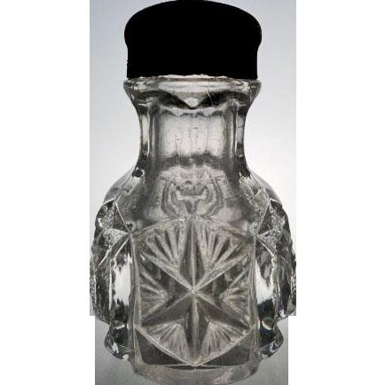 EAPG Millersburg OHIO STAR Salt Shaker 1909