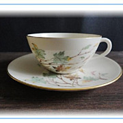 Lot of 4 ~ Lenox WESTWIND x407 Cup and Saucer Sets