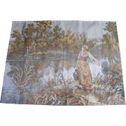 French 20th Century Tapestry by Gobelins Paris