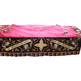 19th Century Catholic Alter Cover