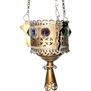 A French 19th Century Small Brass incense Burner