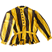 French Jockeys Racing Jacket and Cap