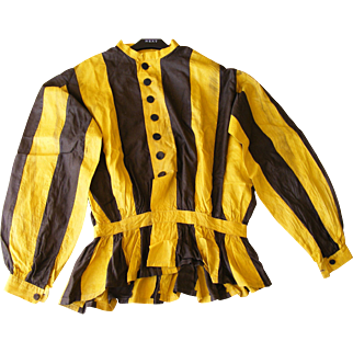 French Jockeys Racing Jacket and Cap