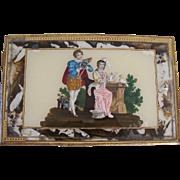 19th Century French Bon Bon or Chocolate Box