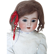 Simon and Halbig Bisque Headed Doll