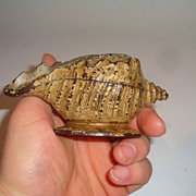 """""""Shell Out"""" Cast Iron Bank"""