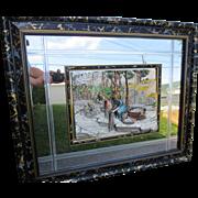 Very Fine Italian Mirror