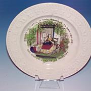 ABC Plate c/ Franklin Maxim