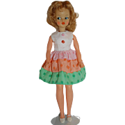 RARE Japanese Exclusive Tammy Doll wearing Exclusive Tagged Dress - RARE!