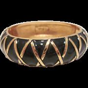 Fantastic St.John Clamper Bracelet