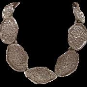Chunky Park Lane Silver-Tone Necklace
