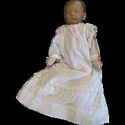 Kathe Kruse Traumerchen Sleeping Baby with Magnacite Head