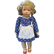 Kathe Kruse 2004 Rathjen 21 inch Doll