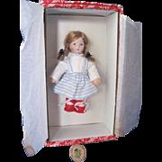 Kathe Kruse NRFB Doll House Girl