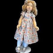 Sandreuter, Regina Girl 8 part wooden doll