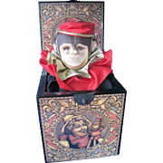 Faith Wick Monkey Jack-in-the-Box