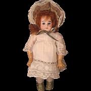 AM 1894 German Antique Bisque Doll