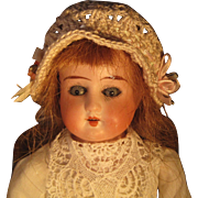 Ruth 17/0 German Bisque Doll