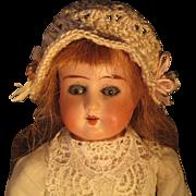 Ruth 17/0 German Bisque Doll