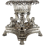 Paul  Storr Silver Centerpiece ca 1820