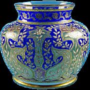 Fritz Heckert Glass