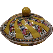 Meissen Marcolini Covered Bowl Made for Ottoman Empire