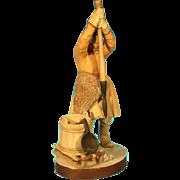 "Figurine  Of  ""  Ice-Breaker  ""  by  Gardner  Factory"