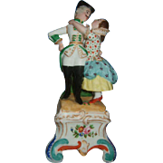 Russian Imperial Porcelain Figurine