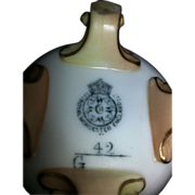 Royal Worcester Vase Jas Stinton